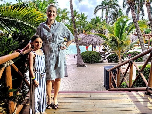 PAX à destination : duo mère-fille au Club Med Punta Cana
