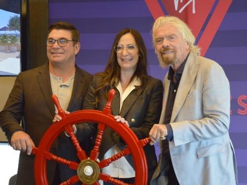 Virgin Voyages lève l'ancre sur sa capitaine, Cuba et les agents de voyages