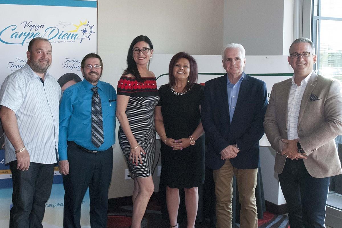 Agence : Voyages Carpe Diem acquiert Voyages Paradis Saguenay