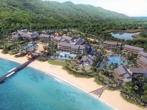 PHOTOS: un hôtel Kempinski ouvrira en Dominique à l'automne 2019