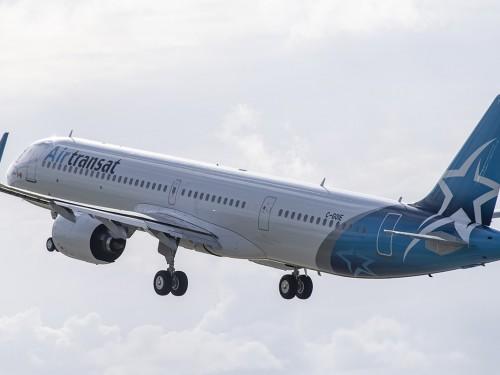 Air Transat : Le A321neoLR, à la pointe de la technologie et du confort