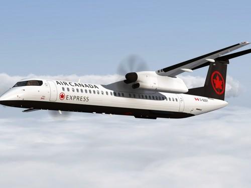 Air Canada lance un service entre Montréal et Sydney, en Nouvelle-Écosse