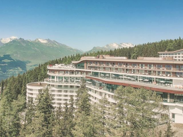 PAX à destination : le bien nommé Club Med Arcs Panorama