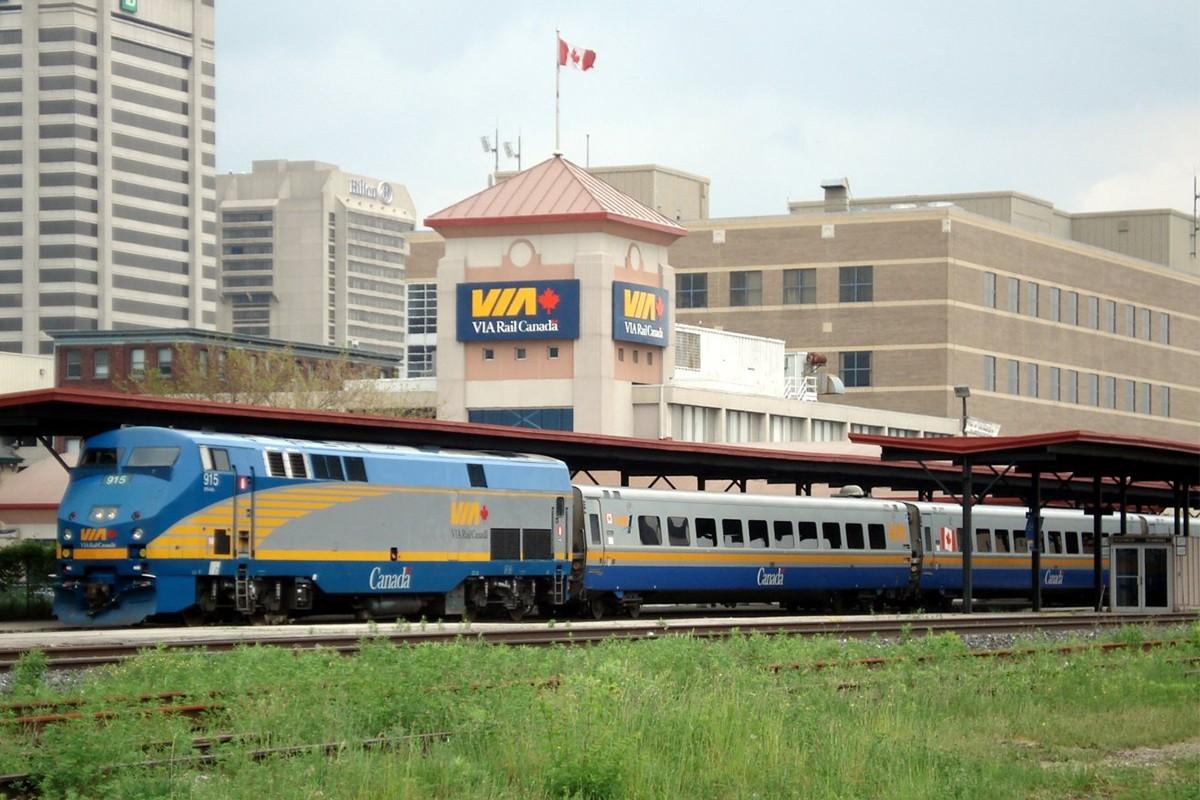 Corridor Québec-Toronto : vers un train à grande fréquence ?