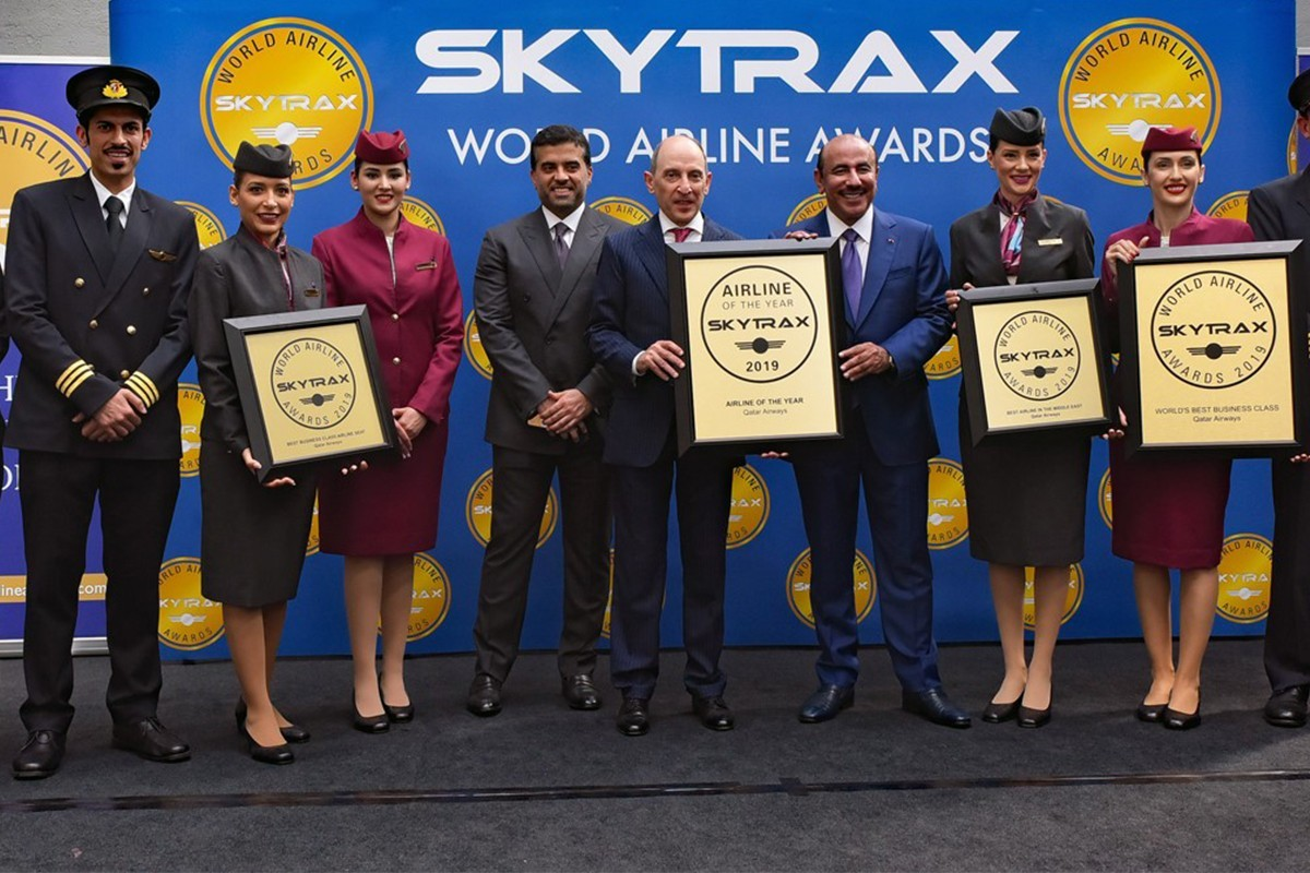 World Airline Awards 2019 : les autres gagnants de Skytrax