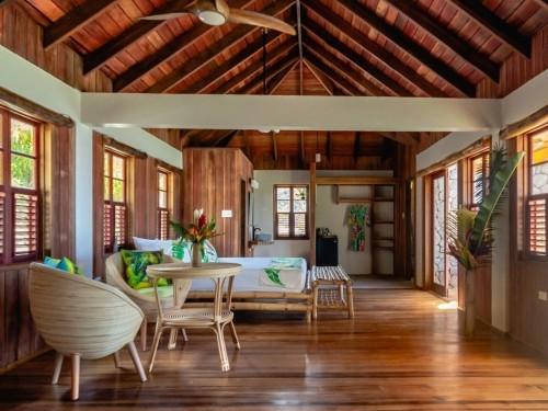 Une nouvelle propriété écologique vient d'ouvrir ses portes à la Dominique