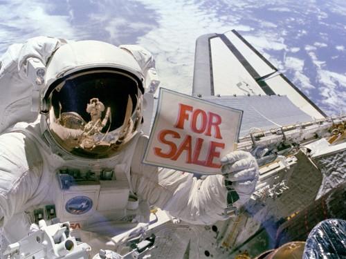100 dollars pour un vol dans l'espace en 2020 !