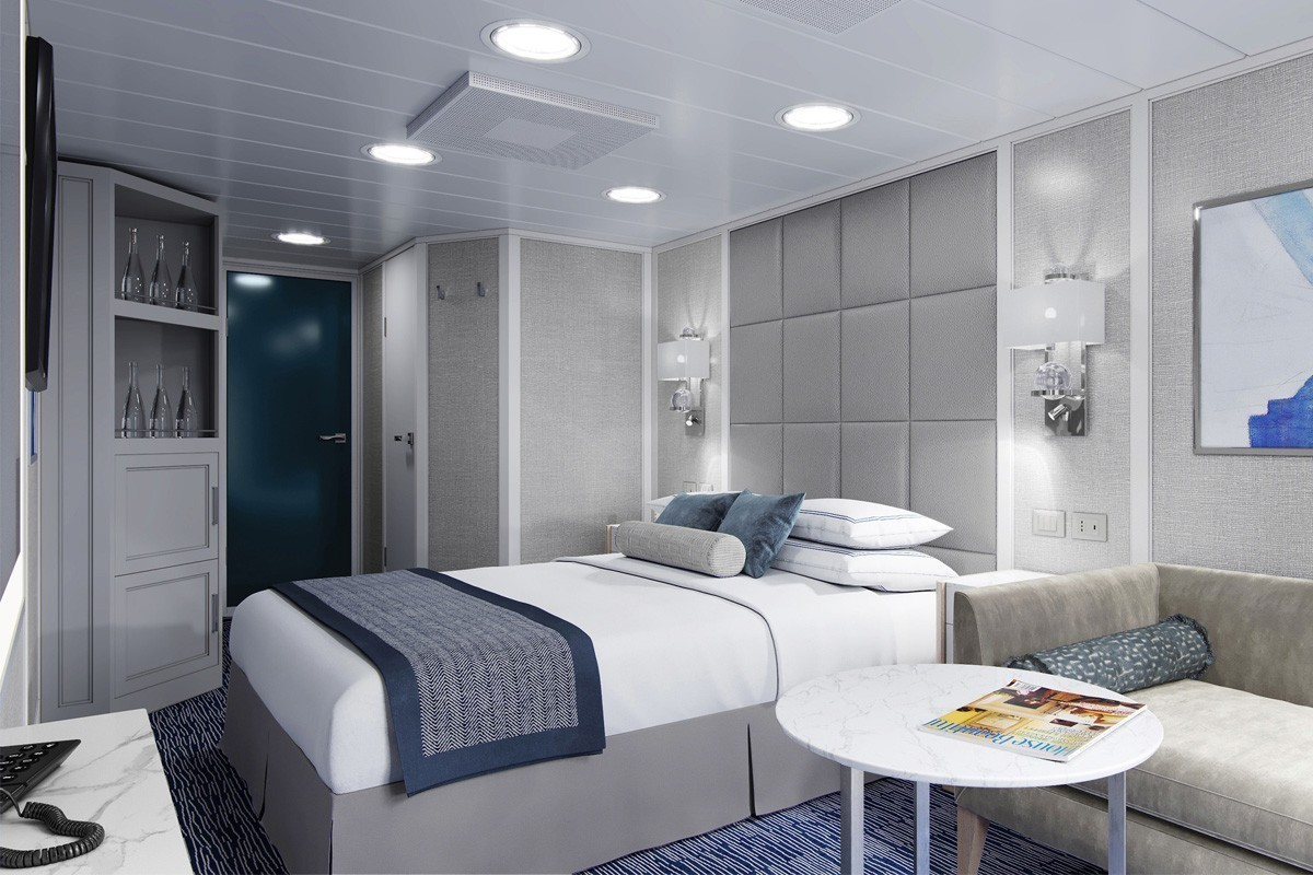 Océania Cruises présente la collection Sirena Exotic