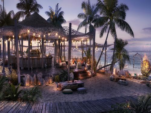 VIDEO: le Beach Club de Virgin Voyages se dévoile