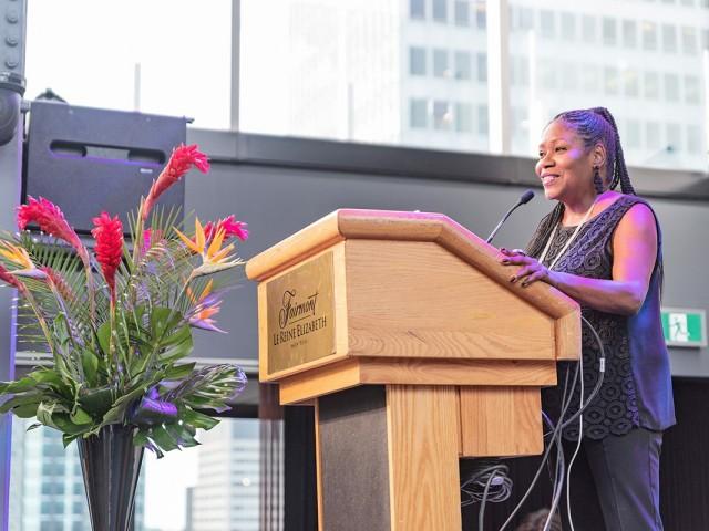 Comité Martiniquais du Tourisme : Muriel Wiltord honorée