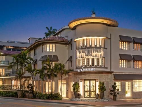 Le Lennox Hotel Miami Beach a une date d'ouverture