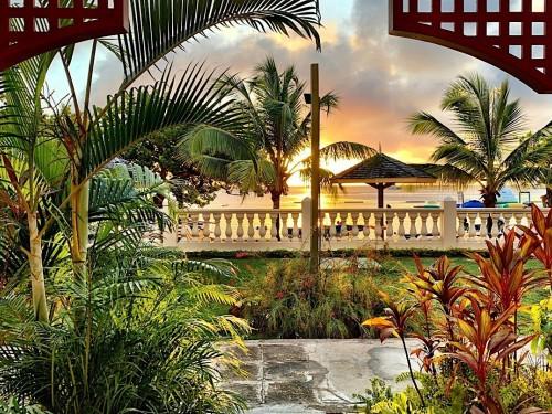 PAX à destination : Connecter avec la splendeur tropicale de Sainte-Lucie