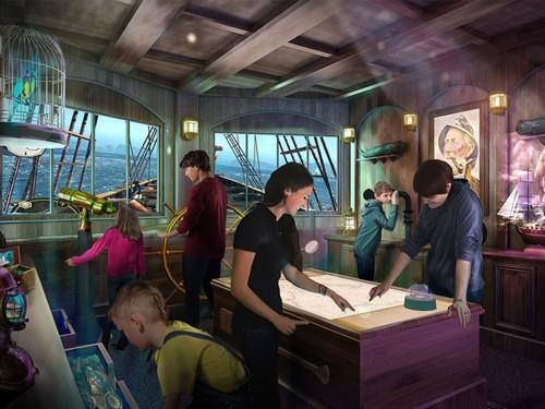 Les deux prochains navires de Princess Cruises auront une salle de jeux d'évasion
