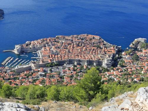Surtourisme : un allié inattendu pour Dubrovnik
