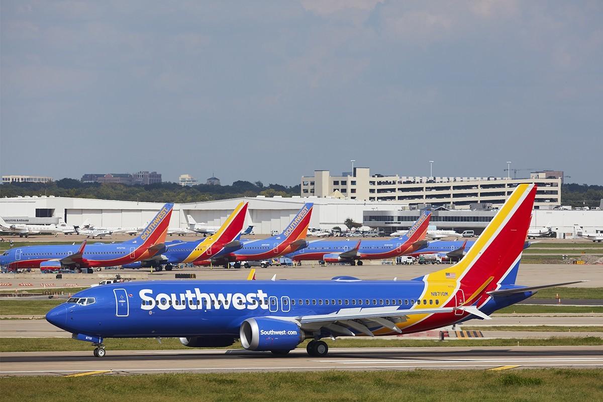 Boeing 737 Max : Southwest suspend ses opérations à Newark