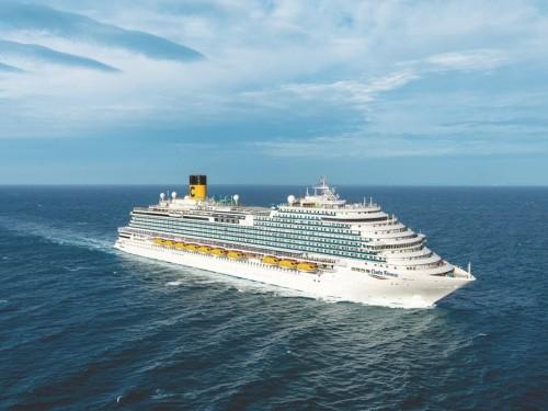 Costa : un nouveau navire pour 2020 et un nouveau site pour les agents... dès maintenant !