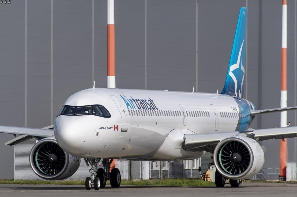 Transat s'excuse pour le retard de près de 24 heures du vol Rome-Toronto