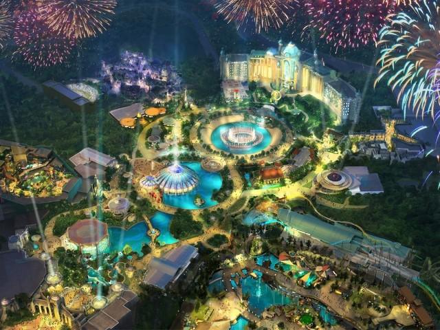 Universal Orlando va construire un nouveau parc à thème