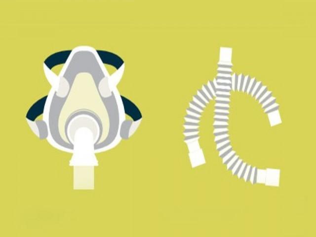 Comment voyager avec un appareil respiratoire ?