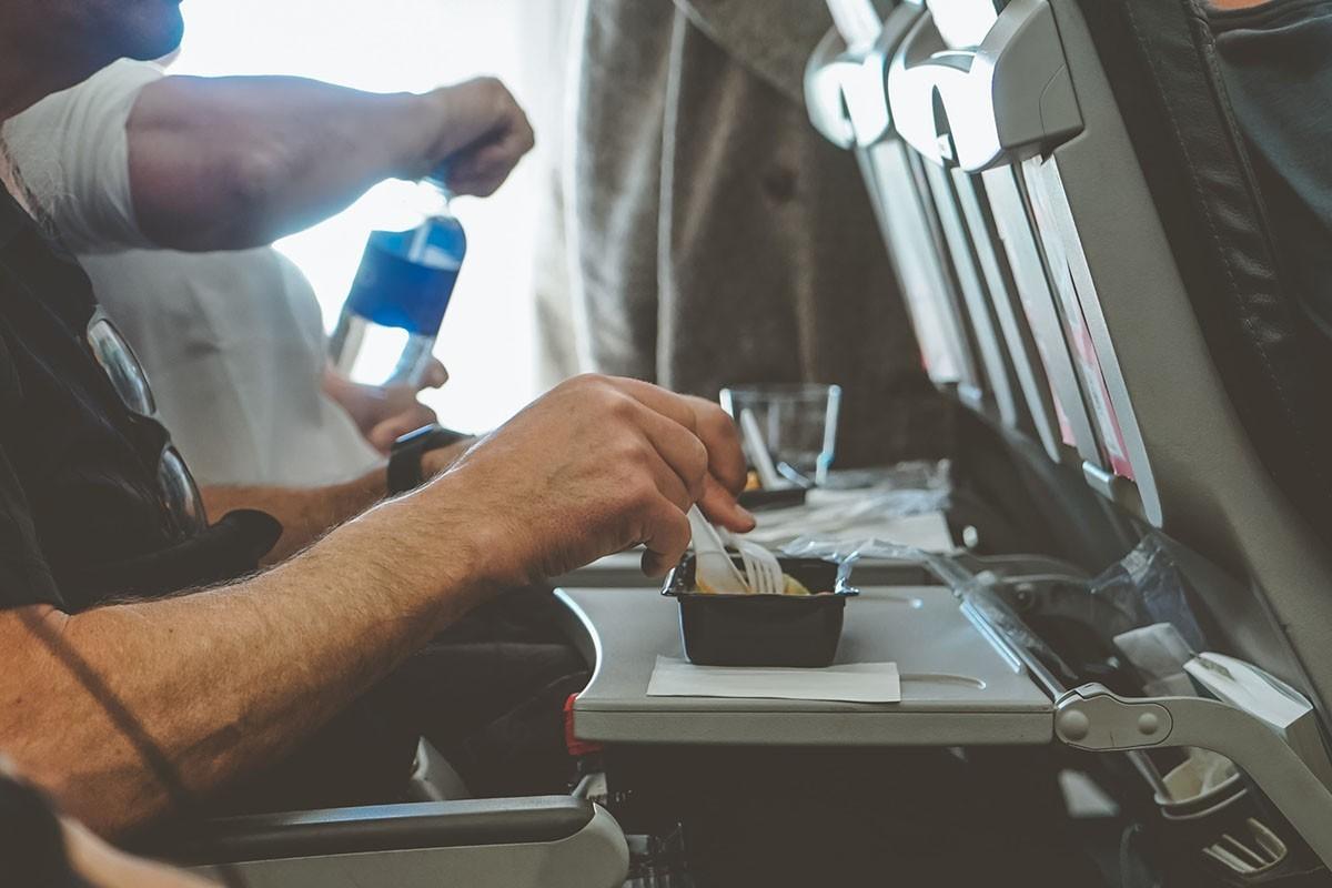 5 snacks pour une meilleure nuit en avion