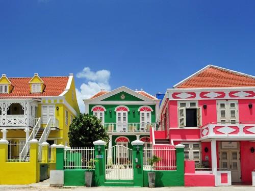 5 villes parmi les plus colorées au monde