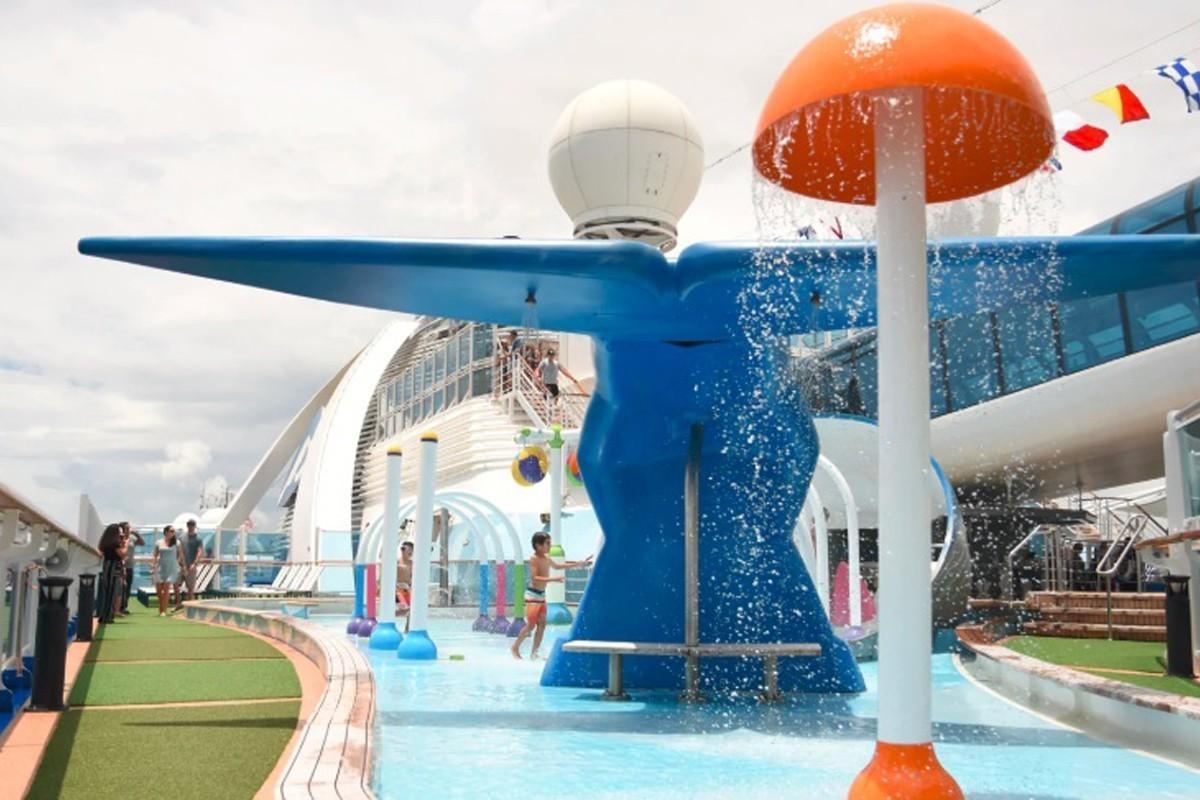 Princess Cruises ajoute un parc aquatique famillial sur le Caribbean Princess