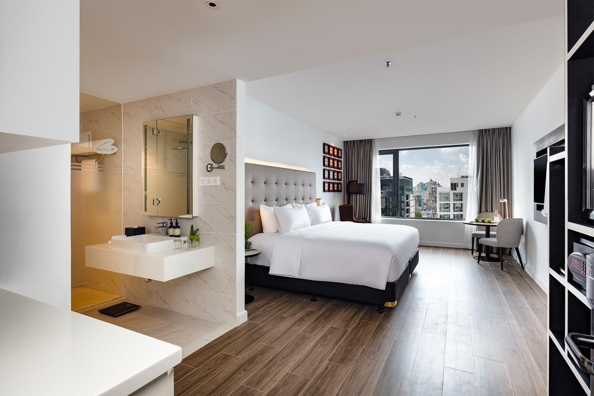 Meliá ouvre un hôtel de style « urbain chic » au Vietnam