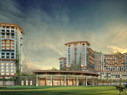 1 200 chambres de plus au Moon Palace Punta Cana