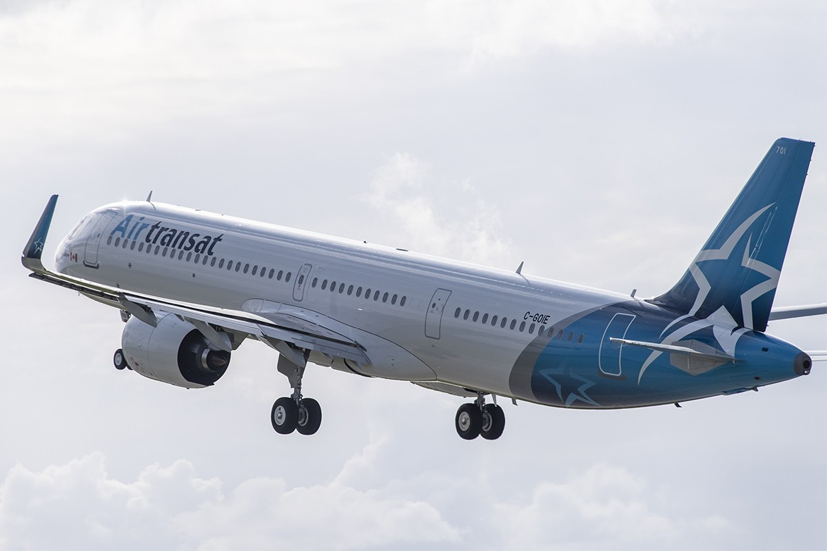 Air Transat obligée de faire demi-tour après un incendie à bord