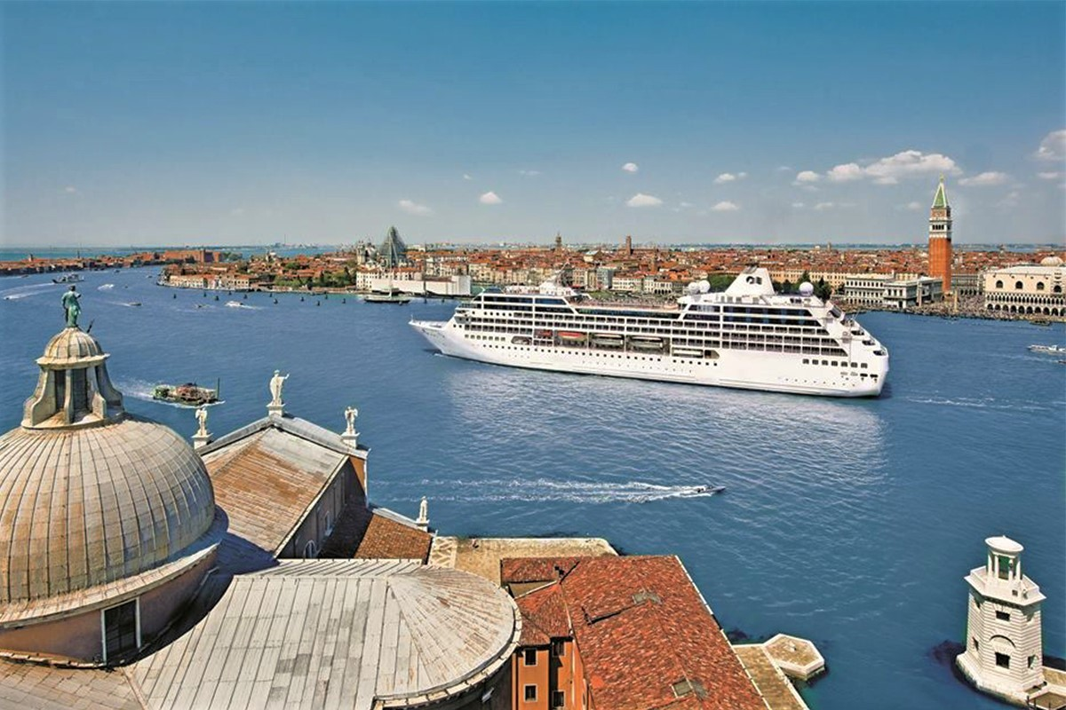 Les navires de croisière bannis de Venise ? Pas tout à fait !