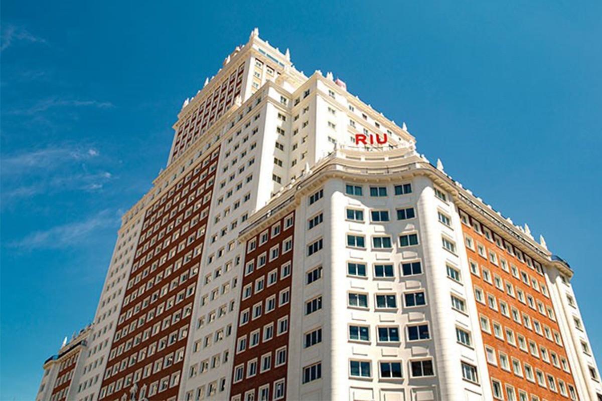 PHOTOS : RIU prend de la hauteur avec un nouvel hôtel à Madrid