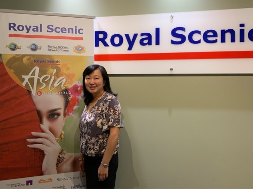 Royal Scenic nomme une nouvelle présidente