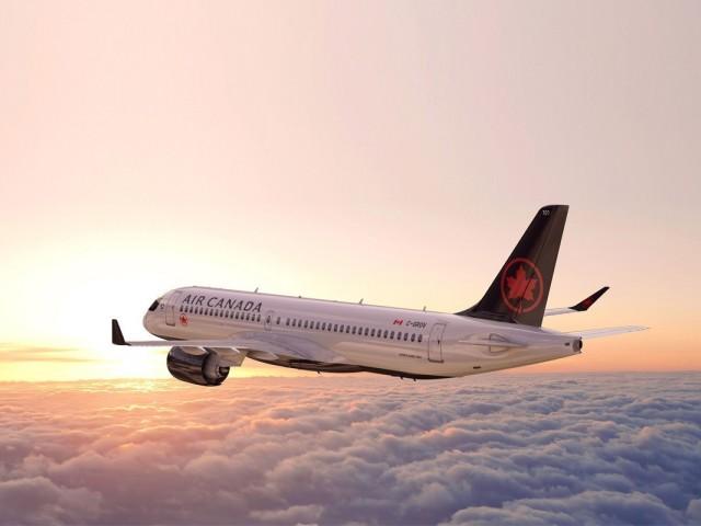 Air Canada desservira deux villes américaines avec les nouveaux Airbus A220-300