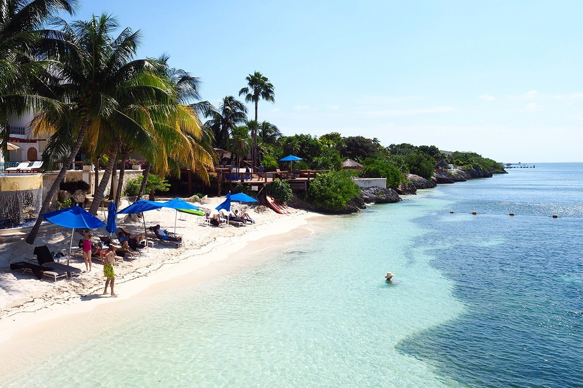 Zoëtry Villa Rolandi : paradis terrestre de l'Isla Mujeres