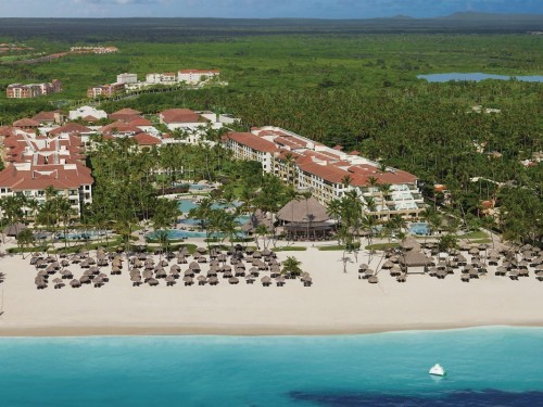 Fermeture temporaire du Now Larimar Punta Cana