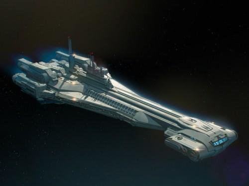Disney dévoile des détails sur le nouveau Star Wars Galactic Starcruiser et son nouveau navire de croisière