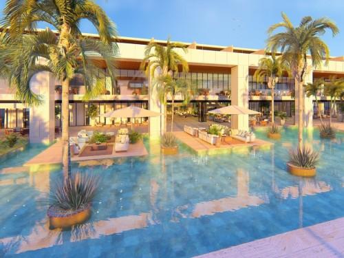 PHOTOS: le Live Aqua Beach Resort Live de Punta Cana ouvrira en mars 2020