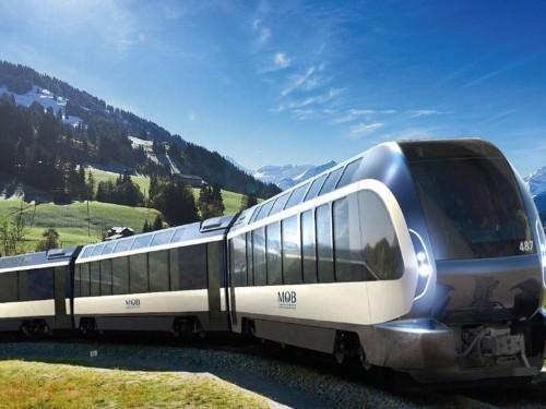 Le nouveau Goldenpass Express reliera 3 destinations suisses prisées