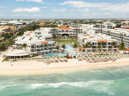 PHOTOS : voici de quoi aura l'air le Hilton Playa del Carmen