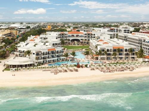 PHOTOS : voici de quoi aura l'air le Hilton Playa del Carmen