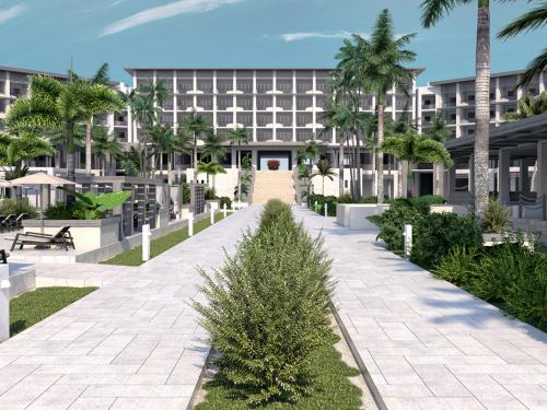 PHOTOS : un nouveau complexe pour adultes, le Hyatt Zilara Cap Cana