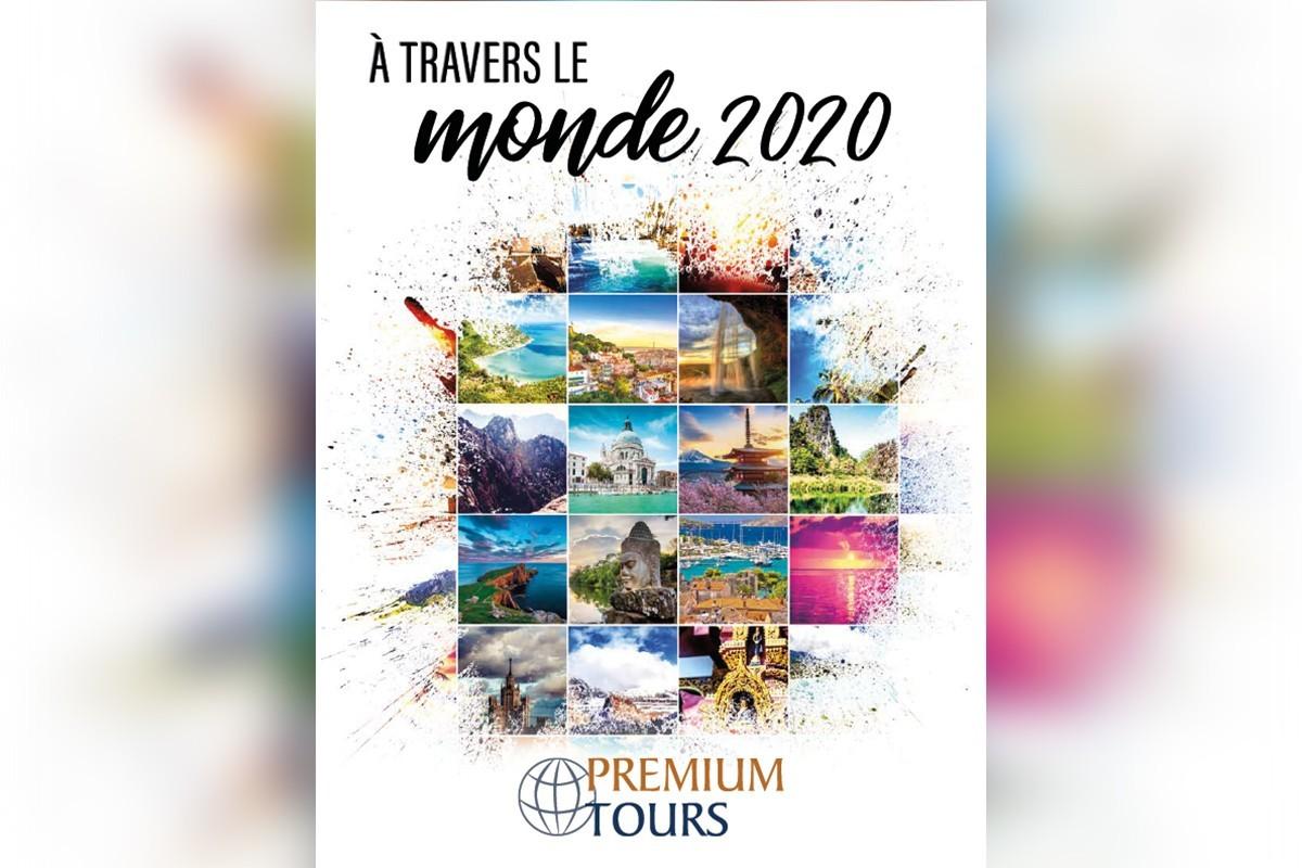 Premium Tours : la nouvelle brochure 2020 est disponible