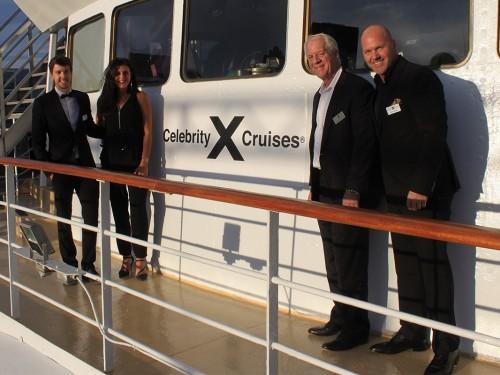 Celebrity Cruises fait sa révolution sur le Saint-Laurent