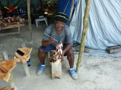 Mon ami Jamaïcain