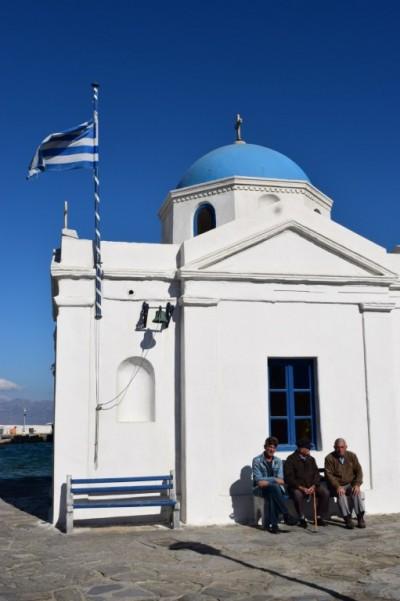 Le peuple Grecque