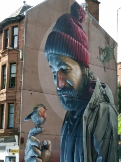 St-Mungo, patron de Glasgow