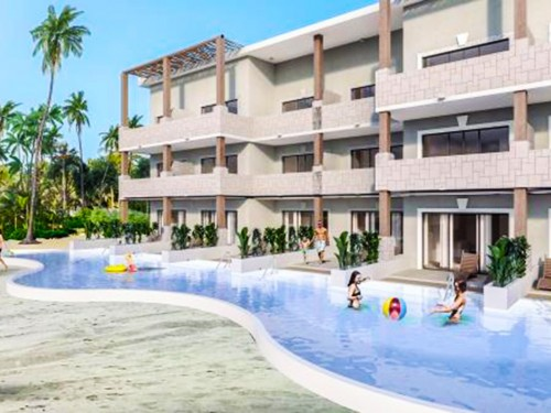 PHOTOS : Le Now Sapphire Riviera Cancun aura un parc aquatique et plus de swim-out