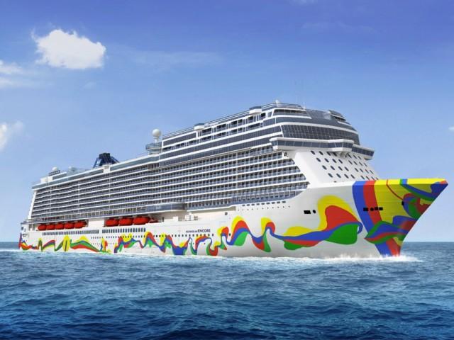 Découvrez le Norwegian Encore, nouveau navire de NCL