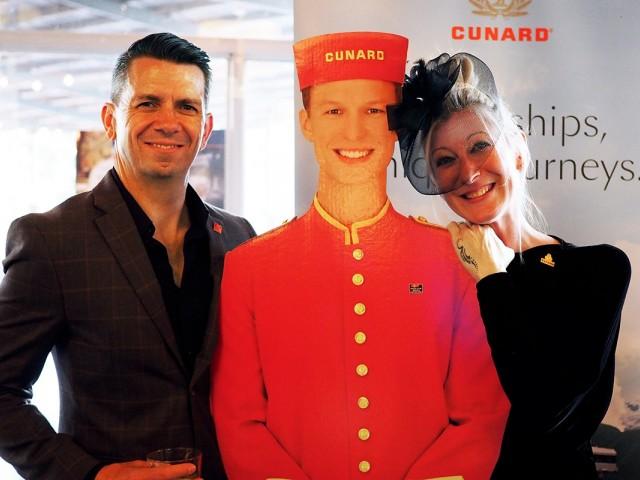 Cunard présente son côté épicurien aux conseillers en voyage