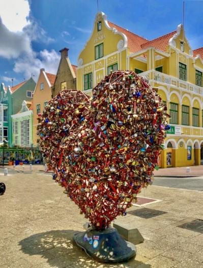 Le cœur des amoureux